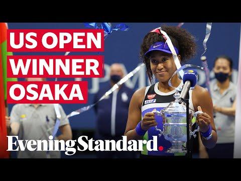 US Open Winner Naomi Osaka Says Quarantine Gave Her A 'chance To Slow Down'
