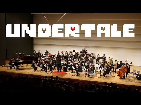 【Wind Orchestra】UNDERTALE