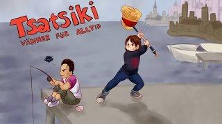 Felix Recenserar - Tsatsiki: Vänner för alltid