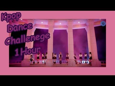 Kpop Dance Challenge (1Hour)