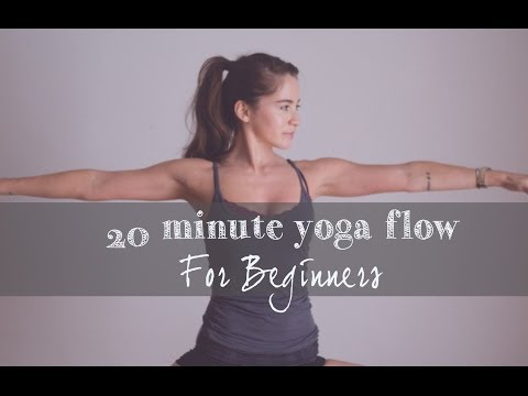 20 Min Yoga Flow for Beginners