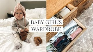 How I Organize Baby Girl