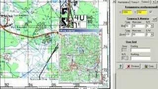 видео Топографическая карта Крыма для GPS навигатора OziExplorer (скачать бесплатно для Android, iOS)