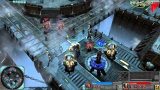 ▶ Warhammer 40,000: Dawn of War 2 — Retribution - Online Gameplay #1 [RU]
