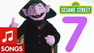 Sesame Street: Number 7! (Number of the Day Song)