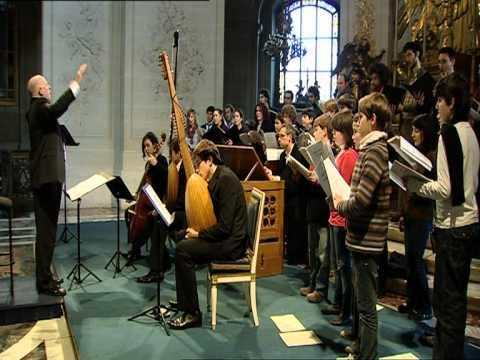 Les Pages et les Chantres - Centre de musique baroque de Versailles