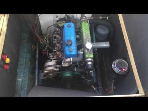 BMC 1.5 marine diesel engine