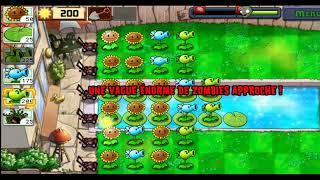 Plants Vs Zombies, Swimming Pool world, Level 8