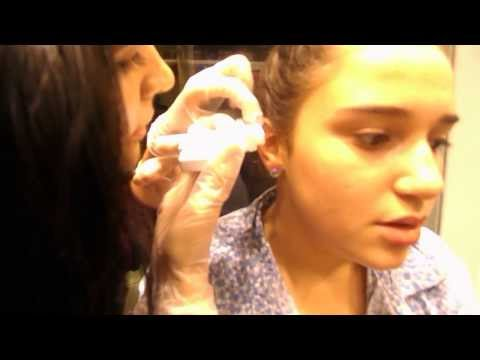 Getting My Cartilage Piercing Claires