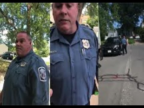 CAUGHT ON VIDEO: Maryland Cop Attempts to Steal Phone From Citizen Recording Him, Now Suspended