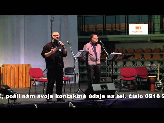 Martin Har?ár: ?o je  dar modlitby v jazykoch?