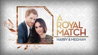 CNN SPECIAL REPORT: A ROYAL MATCH: HARRY & MEGHAN (5/12/2018)