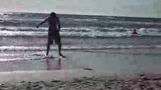 Skim Boarding Chelsea Beach