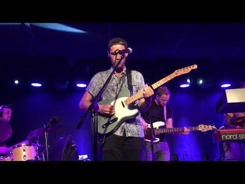Jordan Rakei | Eye to Eye | Mercury Lounge NYC | Live | 9.16.17