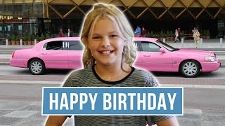 Picked Up In A Limousine | Emotional Birthday Surprise | The LeRoys