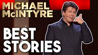 Michael McIntyre's Best Stories | Stand Up Comedy