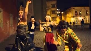 Pharell Williams Happy - We are HAPPY in Cluj Napoca Romania #HAPPYDAY