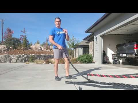 What is the Best Battle Rope? An in-depth battle rope review with Master Coach Aaron Guyett