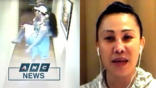 Christine Dacera's mother hopes to view CCTV of incident in full | ANC
