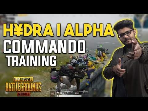 H¥DRA | Alpha - COMMANDO MODE ON!! || PUBG MOBILE HIGHLIGHTS!!