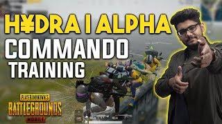 H¥DRA   Alpha - COMMANDO MODE ON!!    PUBG MOBILE HIGHLIGHTS!!