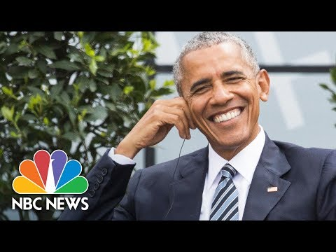 Tens of Thousands Gather to Hear President Obama Speak in Berlin | NBC News