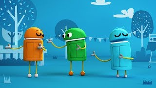 StoryBots | Classic Songs For Children | If You're Happy And You Know It... | Learning Through Songs