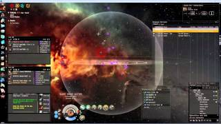 Dropped on by 10 Carriers. - SaB0TaG3 / TYR. / Exodus. - EVE Online PVP