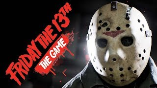 🔴 FRIDAY THE 13th GAME GAMEPLAY - BEST JASON KILLS & TRYING TO ESCAPE 🔪🔪🔪