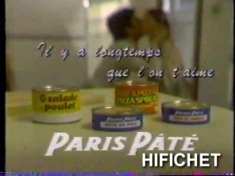 Paris Pâté (Publicité Québec)