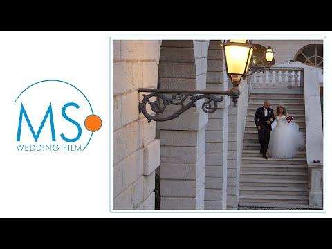 Trailer Hilary e Giuseppe Villa Fenaroli Palace Hotel Brescia location per matrimoni