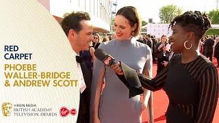 Phoebe Waller-Bridge & Andrew Scott on Fleabag | BAFTA TV Awards 2019
