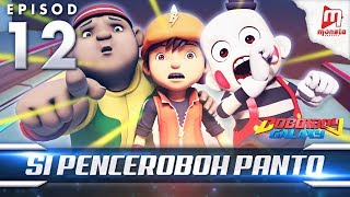Download Video BoBoiBoy Galaxy EP12 | Si Penceroboh Panto - (ENG Subtitle) MP3 3GP MP4