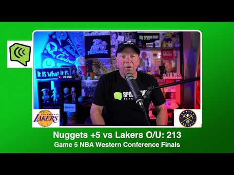 Denver Nuggets vs Los Angeles Lakers - Game 5  9/26/20 - NBA Picks & Predictions l Sports Chat Place