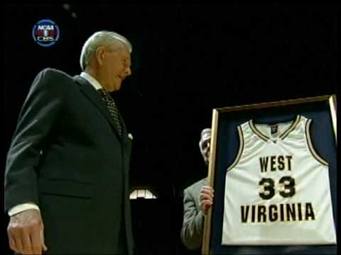 Hot Rod Hundley - Jersey Retired