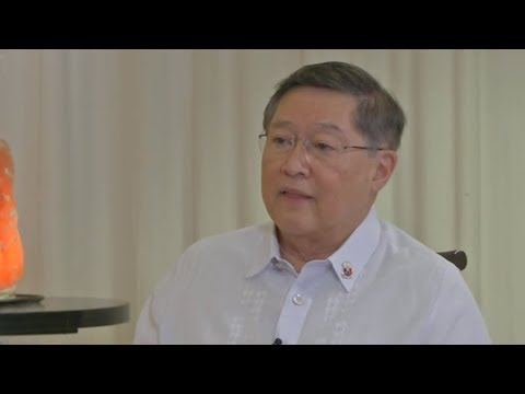 Philippines Finance Secretary: China's opening up is astonishing