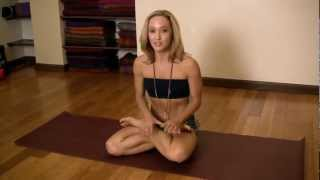 Safely Getting Into Full Lotus Position, Padmasana for Beginners with Kino MacGregor
