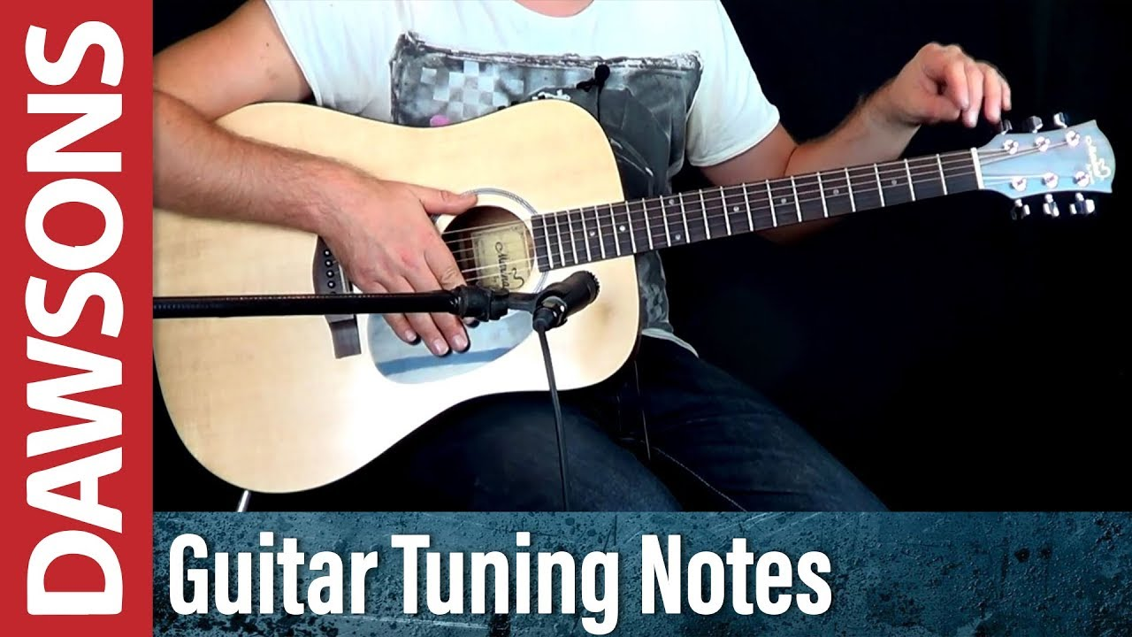 Guitar Tuning Notes : guitar tuning notes played on a martin acoustic youtube ~ Russianpoet.info Haus und Dekorationen