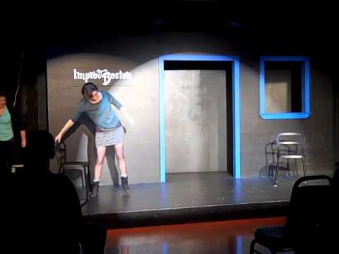 Clarence at ImprovBoston