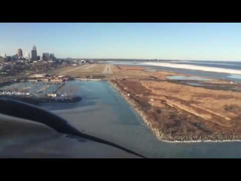 Lear 35 - waterfront Cleveland