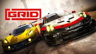 GRID - Official Gameplay Trailer |