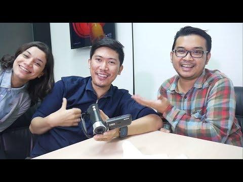Nyobain Handycam Yang Bisa Jadi Projector | Review Sony HDR-PJ410