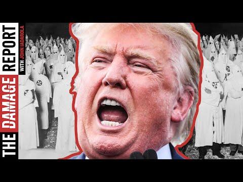 Trump Goes KKK At His Rally
