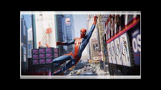 Spider-Man for PS4 shows off its open-world web-swinging in new trailer
