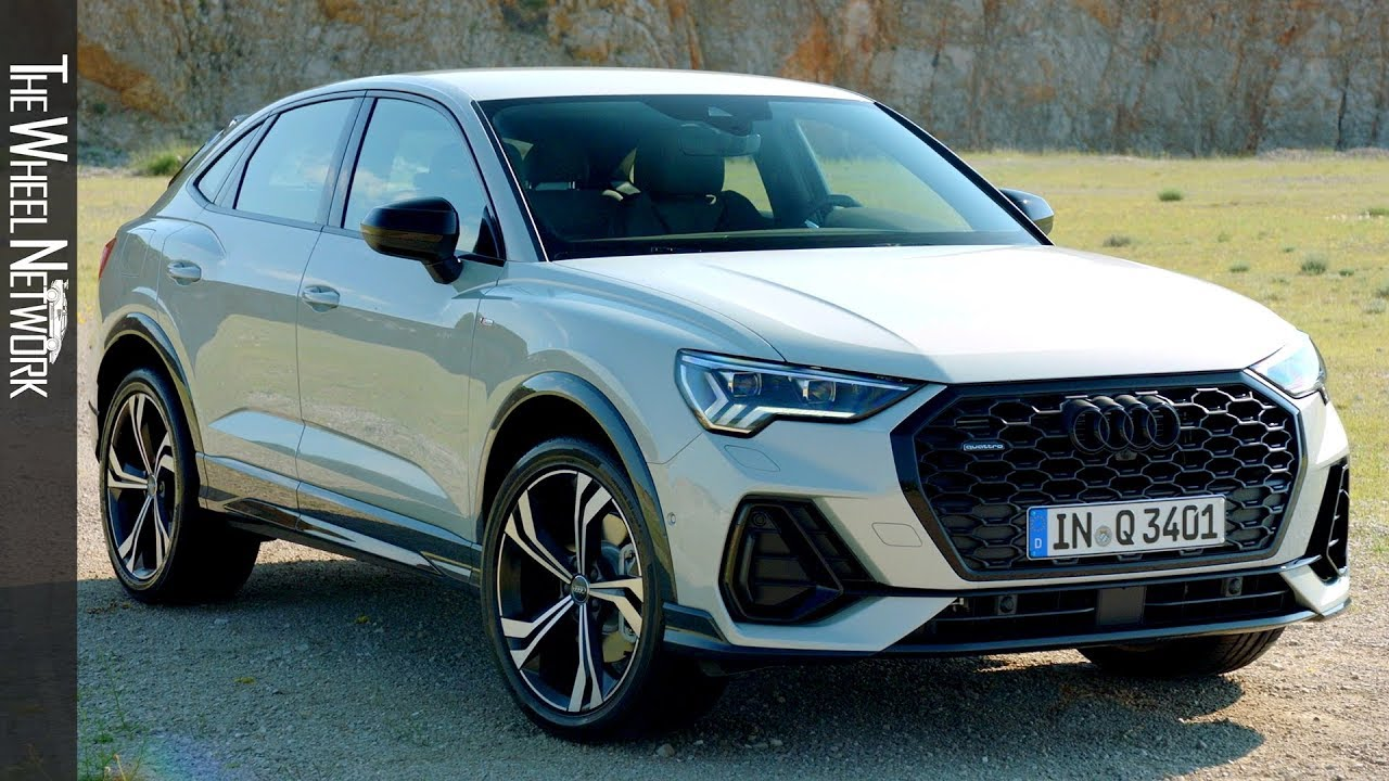 2020 Audi Q3 Sportback New Suv Coupe Exterior Interior Youtube