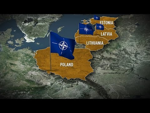 NATO accused of warmongering against Russia