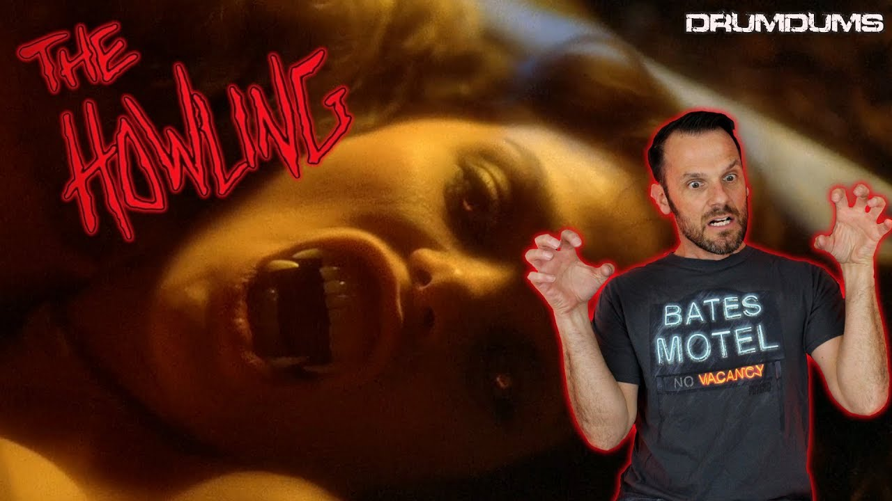 An Erotic Werewolf In London drumdums reviews the howling (sexy werewolf edition!)