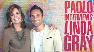 "Linda Gray gets personal in new book ""The Road to Happiness is Always Under Construction"""
