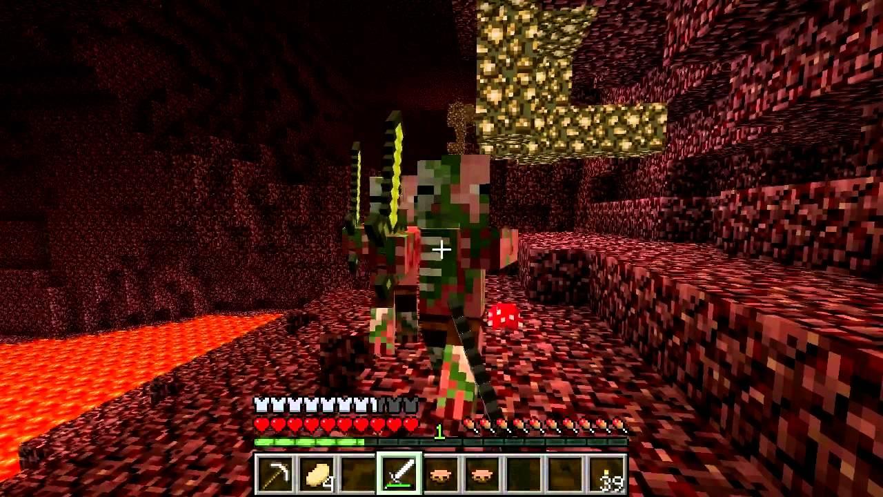 Minecraft Mobs: Zombie Pigmen