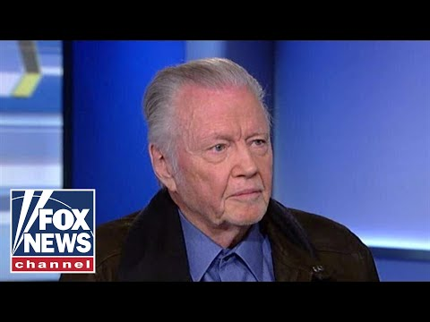 Exclusive: Jon Voight hits back at the left's disdain for Trump